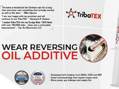 TriboTEX - Reversing Oil Additive