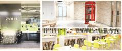 Zyxel 合勤科技 work environment photo