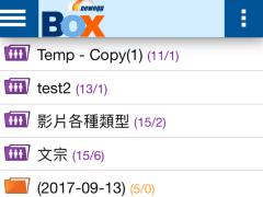 [iOS App]NeweggBox 雲端儲存