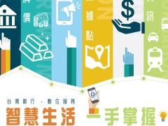 台灣銀行 海報設計