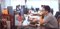 Migo熱鬧點科技 work environment photo