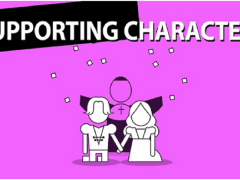 How Supporting Characters Work- Albert Laila Panam