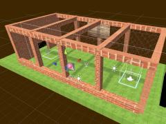 VR雙人擊球遊戲