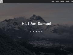 個人網站製作
