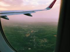 Ata Chaudhry - Beautiful View from Aircraft