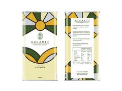 AUGANIC 橄欖油品牌形象設計-包裝