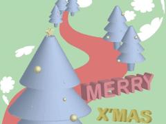 聖誕卡設計