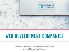 Web Development Companies- Web Application