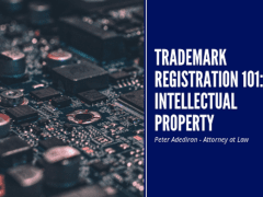 Intellectual Property and Trademark Registration