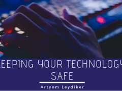 Keeping Your Technology Safe