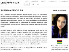 Head of Stories (Writer) | Leadapreneur