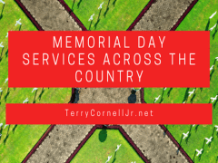 Memorial Day Services Across the Country