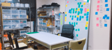 Botrista Robotics 百睿達有限公司 work environment photo