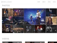 Mateus Asato 官方網站複製