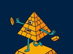 怪物慶典_金字塔想解脫