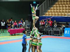 啦啦隊大專盃錦標賽2019一般女生五人組
