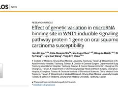 Effect of genetic variation in microRNA binding