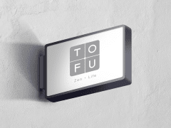 【TOFU】 商標設計