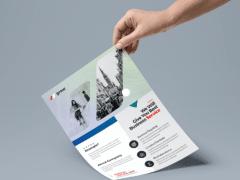 Flyers Delivery - Door To Door Flyer Distribution