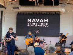 Mark Mccool Sarasota at Navah Church KC