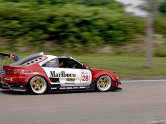 最接近賽車造型的Marlboro MR2