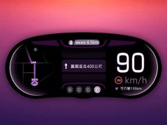 電動車車用系統儀表板
