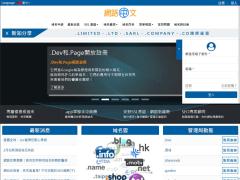 網站 |網路中文
