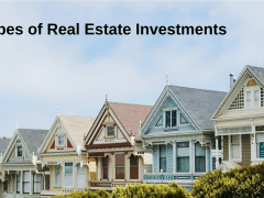 How Many Types of Real Estate Investments