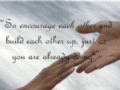 Albert Laila Panama - Encourage each other