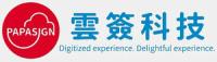 雲簽科技股份有限公司 logo