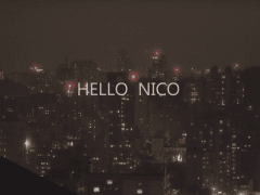 Hello Nico〈花〉翻拍MV