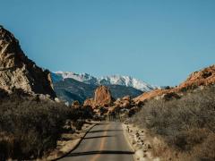 Colorado Springs, Colorado by Abes of Maine