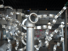 Robot   Installation art 2016