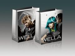 Wella店販紙提袋