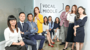 VOCAL MIDDLE 布爾喬亞公關顧問公司 work environment photo