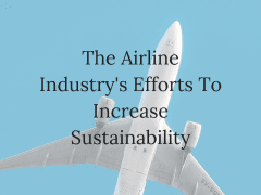 How Airlines Are Increasing Sustainability
