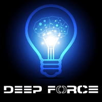 Deep Force Inc. logo