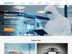MOXA 四零四科技|企業形象官網