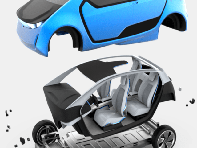 Intelligent EV design