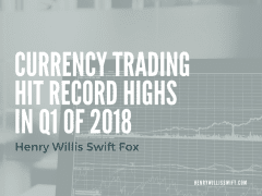 Currency Trading Hit Record Highs
