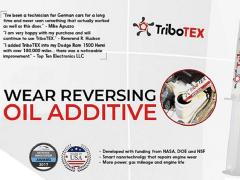 TriboTEX - Reversing Oil Additive