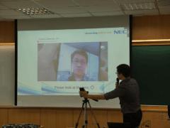 NEC台灣於GIS Taiwan 2018舉辦科技體驗工作坊
