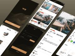 UI/UX Design- Social app