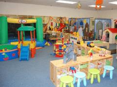 Indoor Playgrounds Helping to Increase Children's