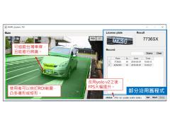 車牌辨識系統 - TW