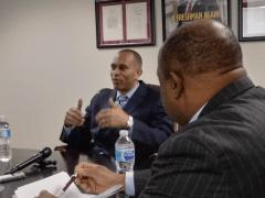 Hakeem Jeffries: Democratic Leadership Fast Track