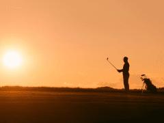 Five Health Benefits of Golf