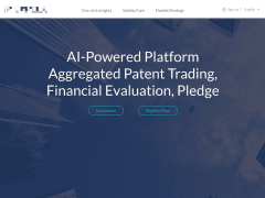 Patent Transaction Platform