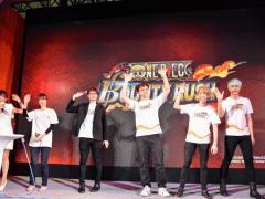 【TpGS 18】《航海王 Bounty Rush》可操作角色多達 70 人?!將同步開放中文語系