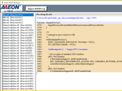BIOS RSOD Debug Feature and Analyzer